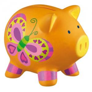 貯金箱5歳女の子