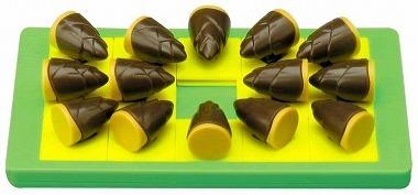 お菓子のパズル知育