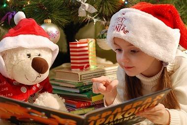 5歳女の子クリスマスの本・絵本